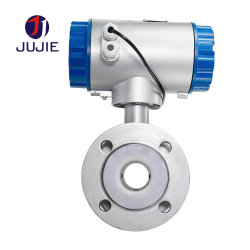 Industrial Flow Control Electromagnetic Flowmeter for Water Treatment