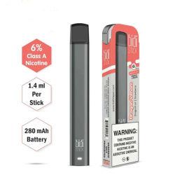 Hot Sell Snacks Machine Hardware Bidi Stick, Puff Bar Puff Plus Pop Posh Plus Stick