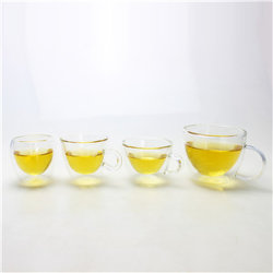 3761aaf5f07a Wholesale High Borosilicate Clear Glass Drinking Cup