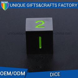 OEM Design Custom a Set Printing Metal Dice