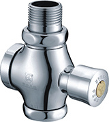 Hand Press Type Flush Valve in Toilet (A-01)