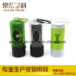 Dog Poo Bag Dispenser/Bone Shape Plastic Bag Dispenser/Pet Product