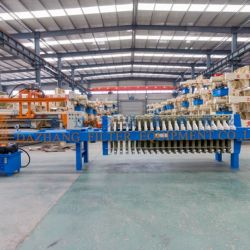 China Top Automatic Chamber Filter Press for Slurry Dewatering Treatment