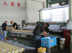 Unisign Strict Quality Control PVC Laminated/Coated Flex Banner Frontlit Banner