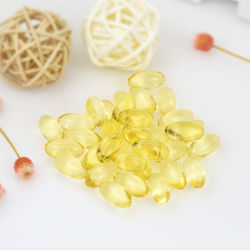 Softgel Capsules Plus Vitamin D3 to Support Brain and Heart Health