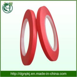 Red Textured Tape