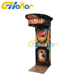 Best Quality Coin Operated Sport Game Target Boxing Game Arcade Game Machine Arcade Boxing Game Machine Arcade Punch Game Console for Indoor Playground