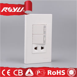 Wholesale Custom Safe Power Electrical Wall Switch and Socket