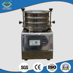 SUS304 Mini Laboratory Analysis Vibrating Sifter Shaker Sieve