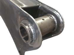 Carbon Steel Sheet Metal Fabrication Welding