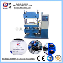 Reliable Performance Rubber Tile Vulcanizing Press Machine for Sports Plastic