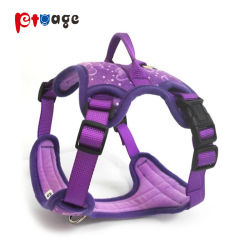 Breathable Mesh Dog Harness Accessories Nyon Vest Pet Products
