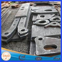 Any Shape CNC Plasma Cutting Steel Plate