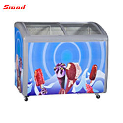 Glass door refrigerator freezer manufacturers