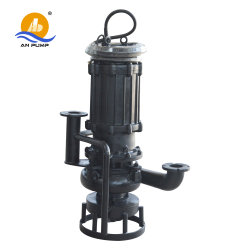 Vertical Submersible Slurry Sand Suction Pump
