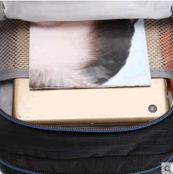 Shoulder Bag Men Leisure Sports Backpack Vertical Paragraph Messenger Bag Korean Version of The Small Package of Men Bag Travel Package