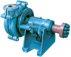 Slurry Pump 4/3 Gland Seal Sea Water Centrifugal Pump