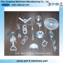 Custom High Quality Stainless Investment Castings