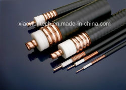 """Low Loss 1/2"""" 7/8"""" RF Feeder Coaxial Communication Cable"""