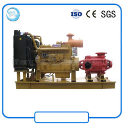 High Pressure Diesel Engine Centrifugal Slurry Pump