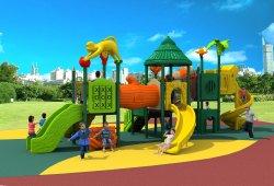 Honest Suppliers Kids New Design Slide Anti-Fade Children Outdoor Playground Slide for Sale HD17-008A
