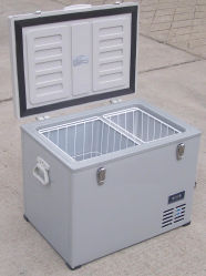 60L DC Portable Compressor Fridge Freezer(NCC-60)
