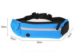 Custom Sports Running Waist Belt with Bottle Holder for Phone