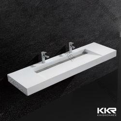 Artificial Stone Solid Surface Bathroom Wash Hand Basin