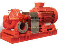 Electric Fire Fighting Water Pump Nfpa20 Standard