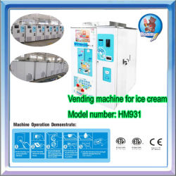 Commercial Automatic Vending Soft Serve Ice Cream Making Machine Price