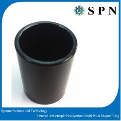 Permanent Sintered NdFeB Strong Magnet for DC Motor