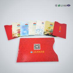 Information Protector Scan Blocking Card Sleeve Holder