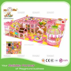 Factory Customerized Indoor Playground for Children for Fun