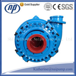 Single Stage Horizontal Centrifugal Gravel Sand Slurry Pump