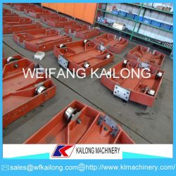 High Quality Casting Mold Molding Line Used Pallet Car for Foundry