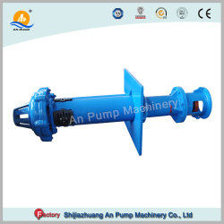 Slurry Submersible Sump Pump Vertical Feed Pump in Mine Industrial