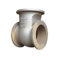 China Manufacturer Customized Stainless Steel Carbon Iron Casting Ball Globe Valve Parts Valve Body for Water&Oil&Slurry&Construction&Agricultural Industry