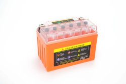 12V 11.2ah Ytz14s Outdo Intelligent Gel Mf Maintenance Free Factory Activated Motorcycle Power Sports High Performance Rechargeable Lead Acid Battery