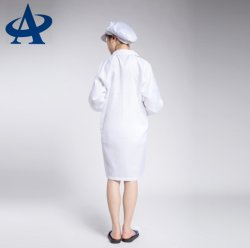 Antistatic Stripe ESD Clothes Manufacturer in China