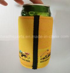 Promotion Gift Neoprene Stubby Holder with Rubber Base