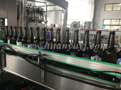 4000-5000bph Beer Processing Machine with Crown Cap