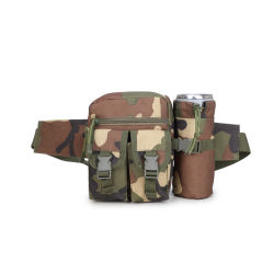 Army Outdoor Tactical Small Shoulder Waist Bag Waterproof
