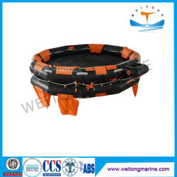 Solas Approval Marine Ocean Liferaft UK Pack Open Reversible Inflatable Sea Safe Life Rafts Liferafts