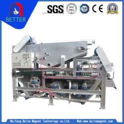 Wg Vacuum Belt Filter Equipment for Slude Dewatering