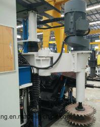 Track Rail Electric Quarry Stone Block Sawing Cutting Machine