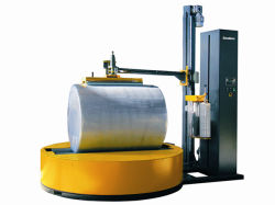 Stretch Packing Machinery for Paper Roll