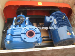 Argentina Centrifugal Slurry Pump Bomba Factory