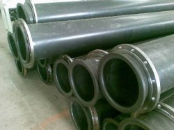 Dredging Pipes with Ultra High Molecular Weight Polyethylene (UP-D-T)