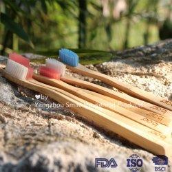 Professional Customized Eco Bamboo Toothbrush