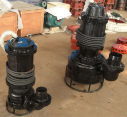 Barge Submersible Sewage Slurry Pumps (200ZJQ)